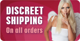 Discreet Shipping On All Orders